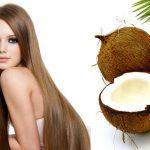 37 Маска для волос из кокосового масла