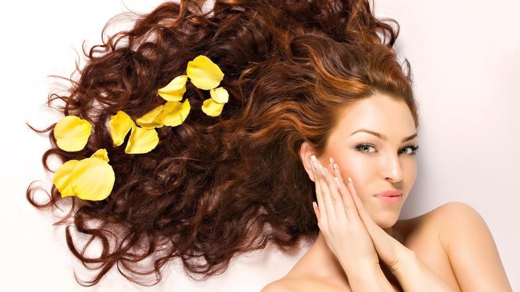55 Как ускорить рост волос