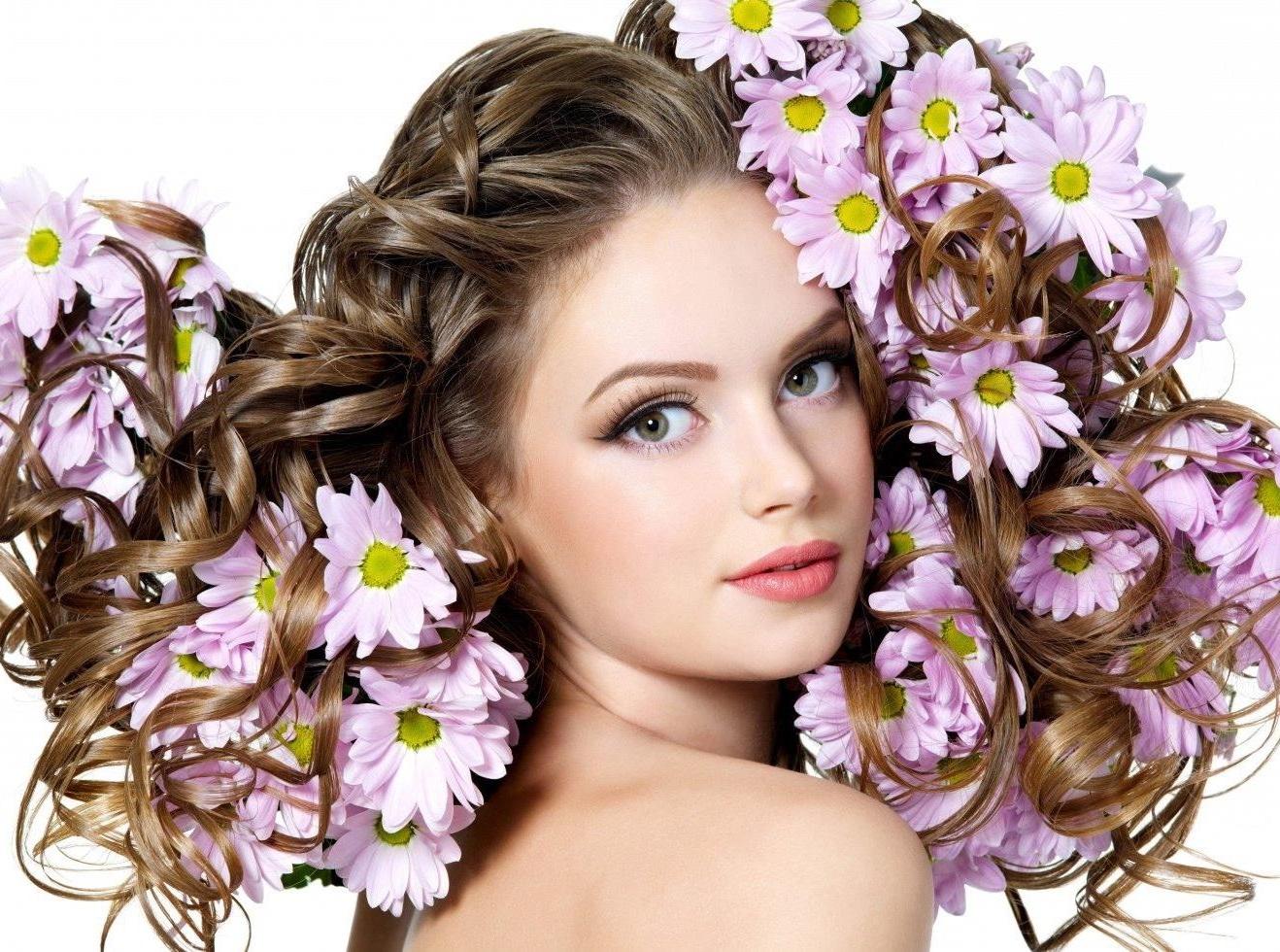 Шампуни для ослабленных волос из натуральных компонентов