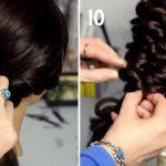 190 «Пузырьки» для длинных волос
