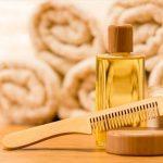 205 Горячее масло для волос