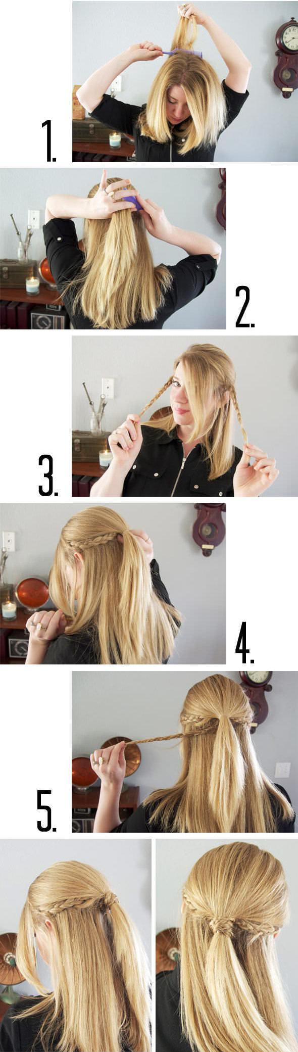 414 «Мальвинка» с косой
