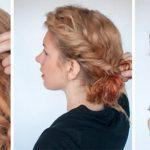 438 Укладка для кудрявых волос