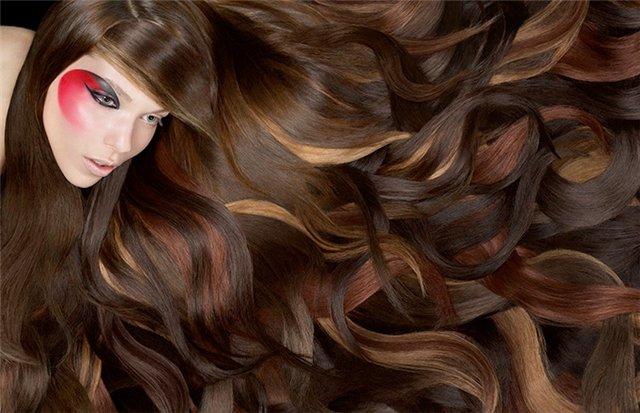 Заговор для красоты волос (на зеркало и воду)