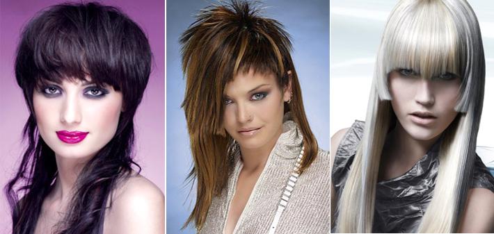 Креативные решения на длинные волосы