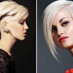 572 Модные женские стрижки 2016 года. Модная асимметрия