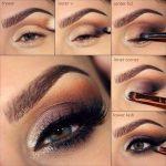 670 Сладкий макияж