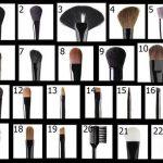 673 Кисти для макияжа