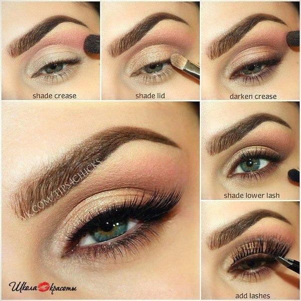 Делаем обворожительный макияж
