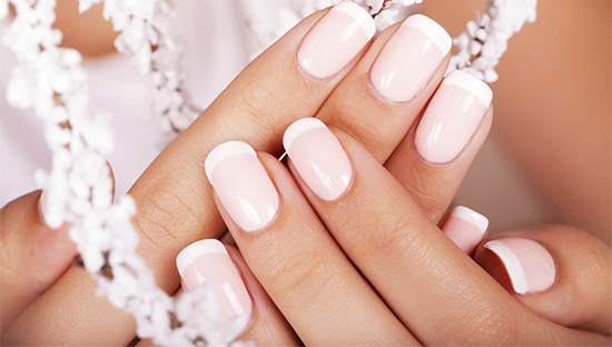 779 Для крепких и белых ногтей