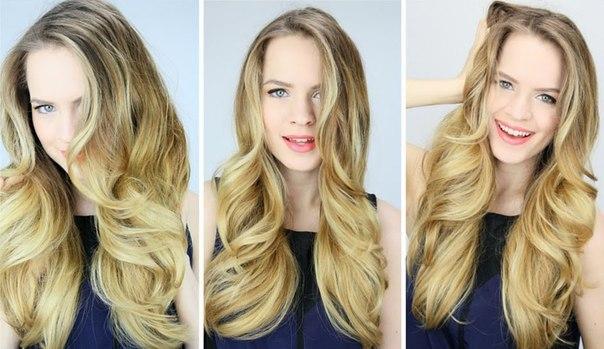 1127 Инструкция как накрутить волосы за ночь