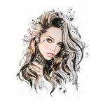 1329 Советы, как уберечь летом волосы от пересыхания