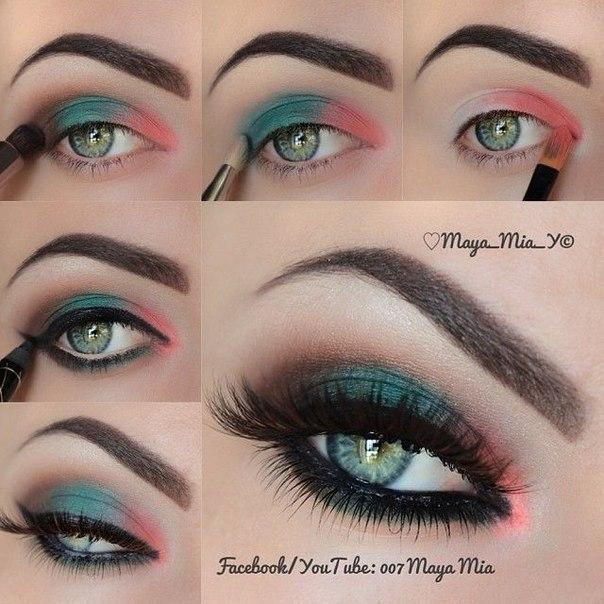 Пошаговые уроки шикарного макияжа