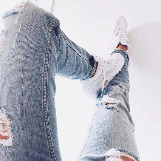 862 Вы любите джинсы ? Мода лето осень 2016 - 2017