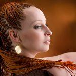 1413 Видео: Африканские косички