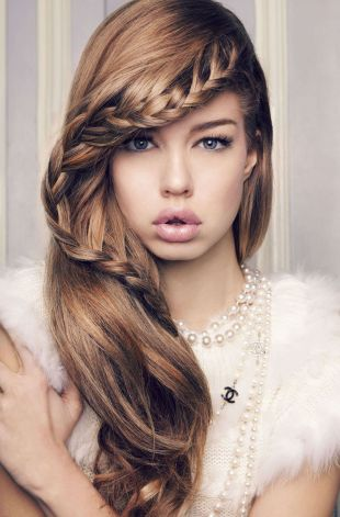 1463 Видео: Коса бохо — как заплести богемную косу