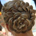 1471 Голландская коса цветок