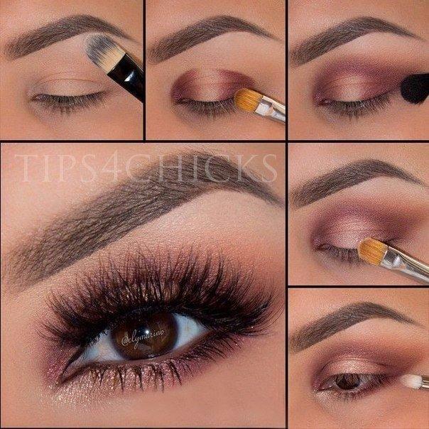 1505 Как подобрать цвет теней