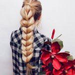 1803 Прическа своими руками на длинные волосы пошагово