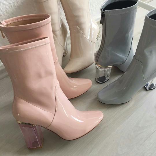 1642 Покупаем стильную обувь, мода весна лето 2017