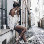 1696 Покупаем стильную обувь, мода весна лето 2017