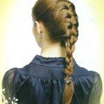 1992 Простая французская коса