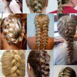 2013 Как сделать французскую косу