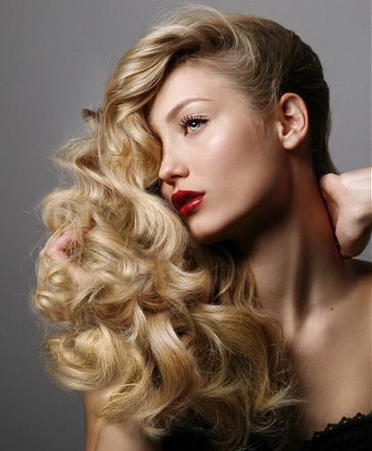 2105 Верные советы о том, как сделать объемную укладку волос