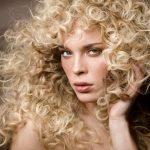 2254 Способы укладки кудрявых волос