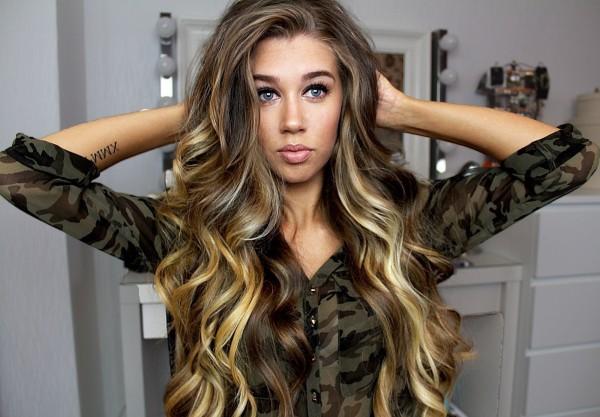 5 способов завить волосы утюжком