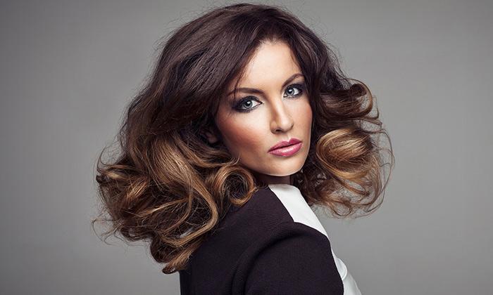 Колорирование волос: многообразие цвета