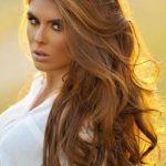 2579 Карамельный цвет волос – сладкий тренд сезона