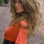 2610 Большие объемные волосы