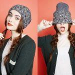 3533 Простые прически под шляпу