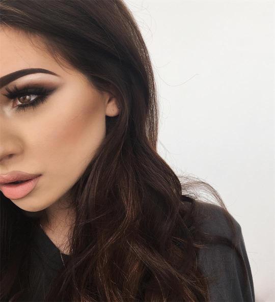 4599 Капельку фреша в макияже 2017 года