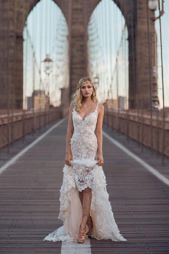 4715 Словно Ангел, свадебные платья 2017 - 2018 ......