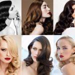 4970 Голливудские локоны для длинных и коротких волос