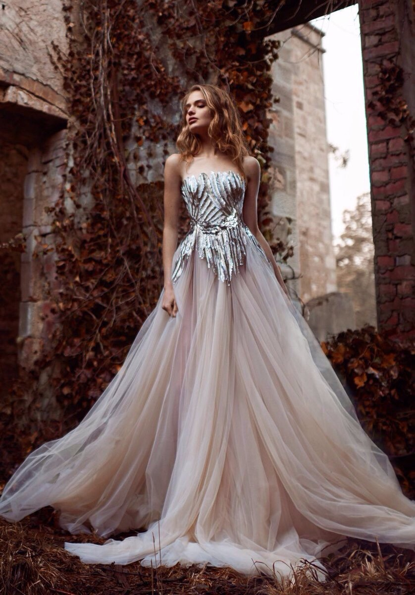 4737 Словно Ангел, свадебные платья 2017 - 2018 ......