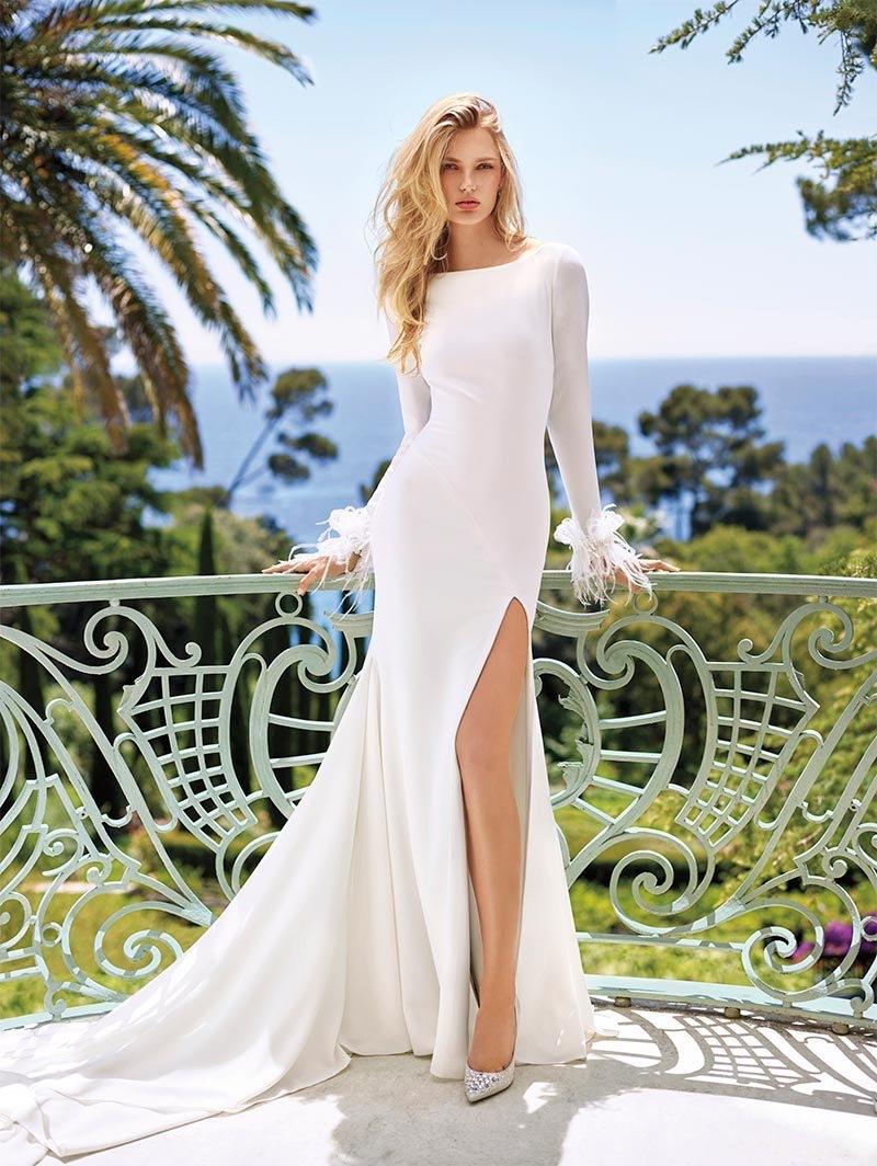 4741 Словно Ангел, свадебные платья 2017 - 2018 ......