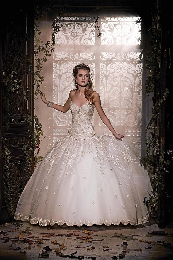 4754 Словно Ангел, свадебные платья 2017 - 2018 ......