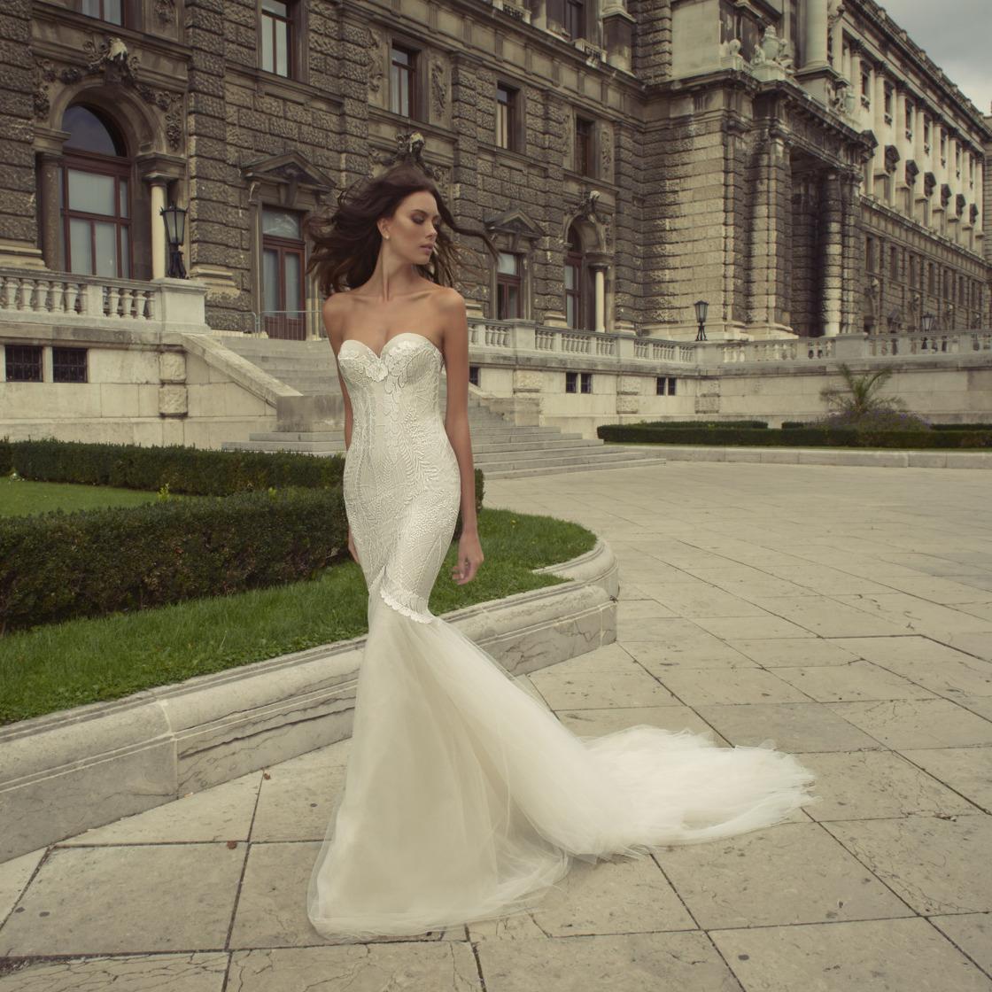 4711 Словно Ангел, свадебные платья 2017 - 2018 ......