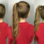 5801 Кружевная ленточка из волос