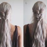 5468 Как заплести косу в стиле корсет