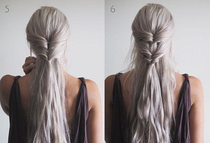 Как заплести косу в стиле корсет