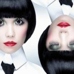 6073 Манга/аниме макияж
