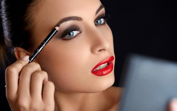 6208 Дневной макияж для разных форм глаз