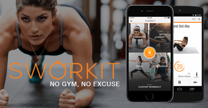 Лучшие фитнес-приложения, которые помогут добиться результата