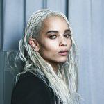 6303 Идеальное сотрудничество: Зои Кравиц стала новым лицом косметического бренда YSL Beauty