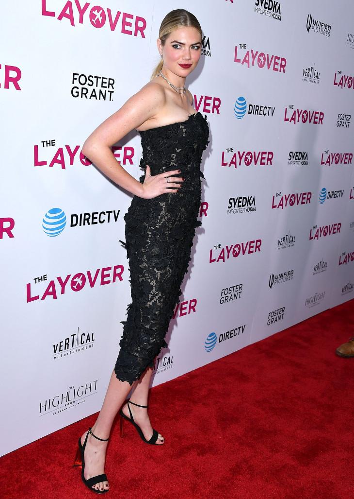 Образ дня: Кейт Аптон в платье J. Mendel на премьере фильма в Голливуде