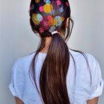 6404 Удивительные тату на волосах: яркий тренд этого года